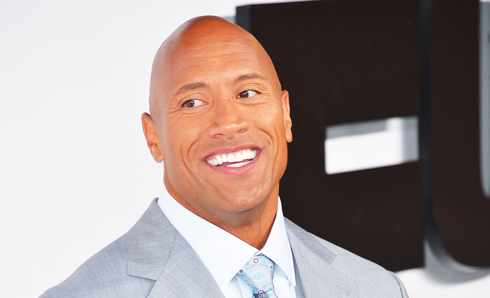 dwayne johnson 4