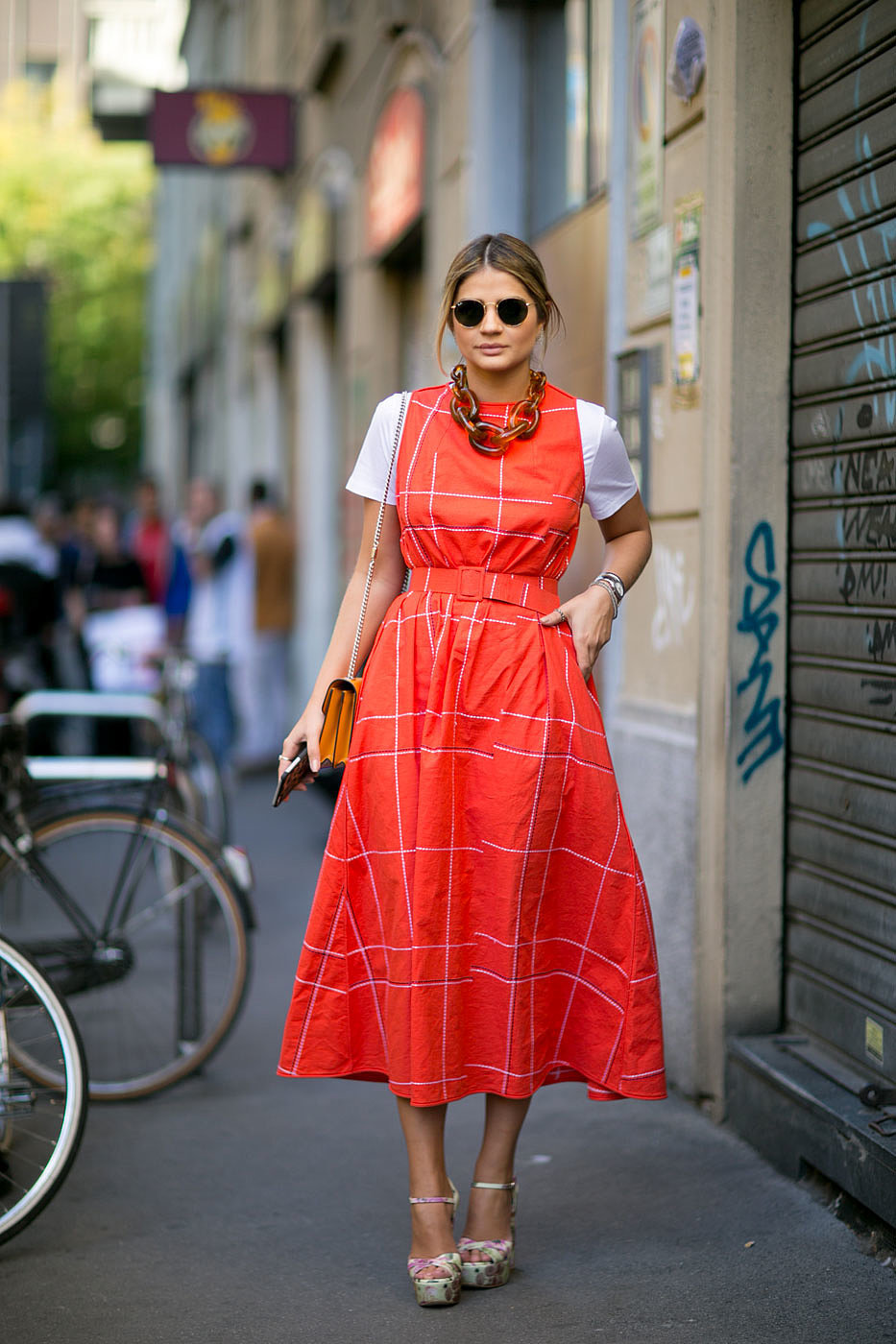Street Style Milan Fashion Week Spring Summer 2016
