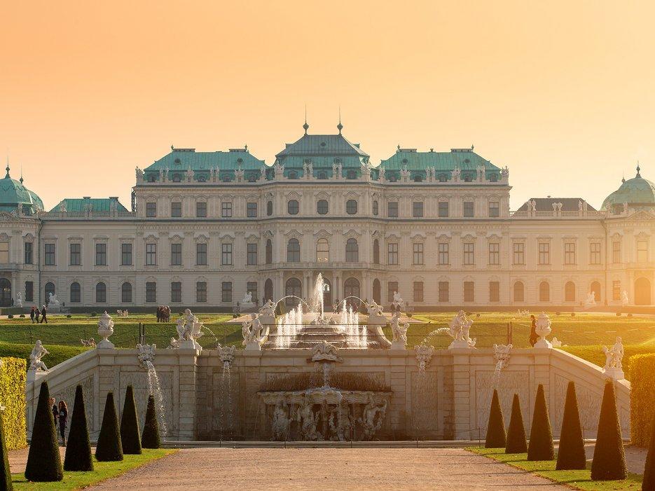 3. Vienna Austria