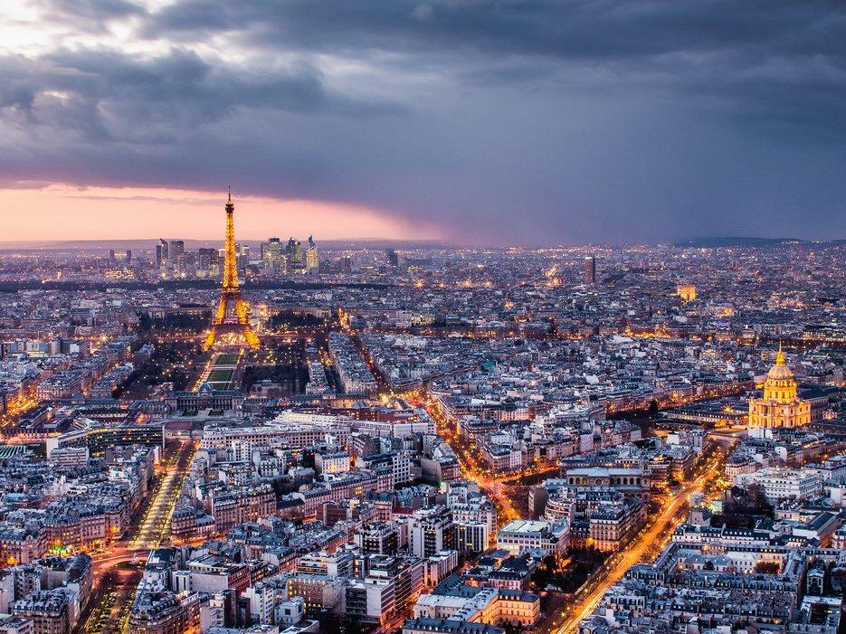 4. Paris France