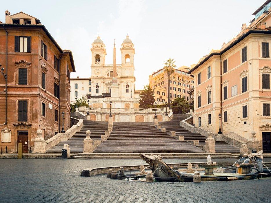 5. Rome Italy