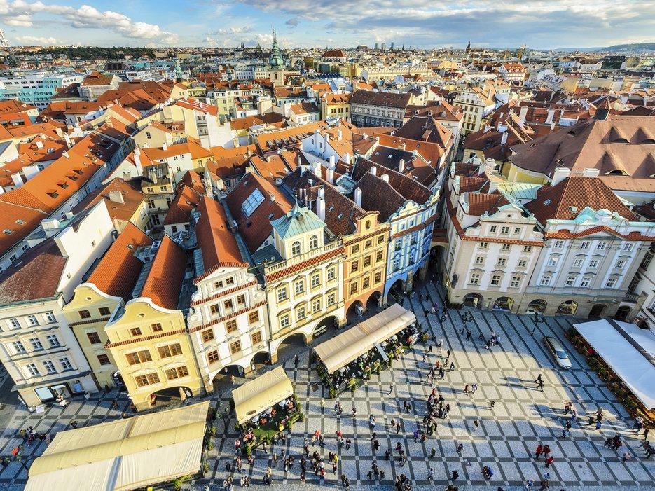 6. Prague Czech Republic