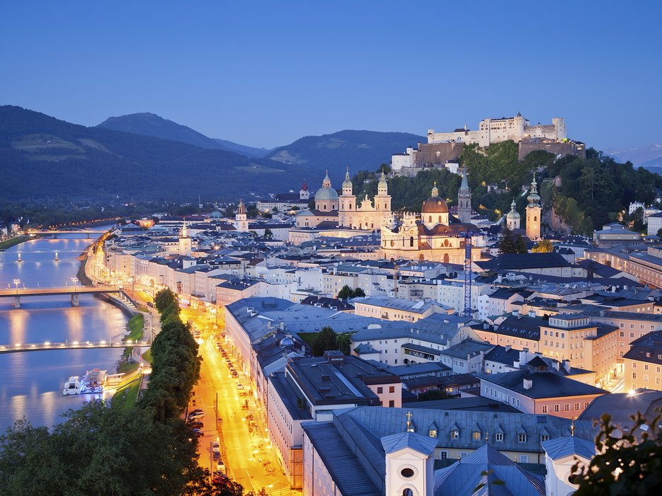 9. Salzburg Austria