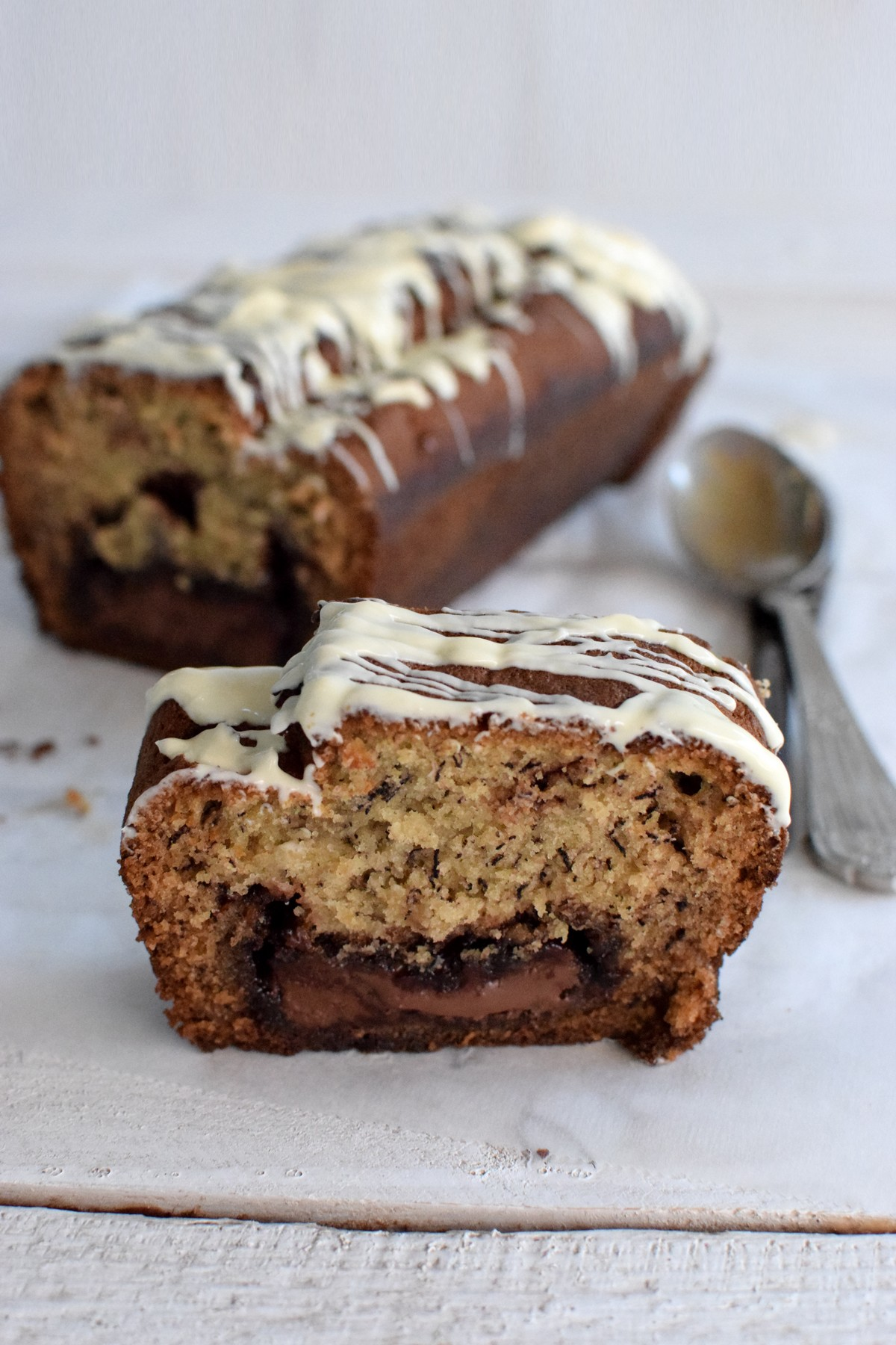 nutella banana cake recipe cool 4