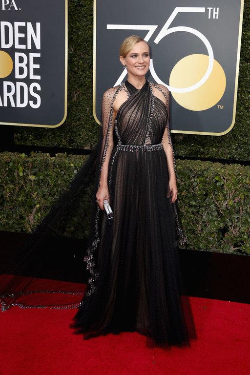 Diane Kruger Golden Globes 2018
