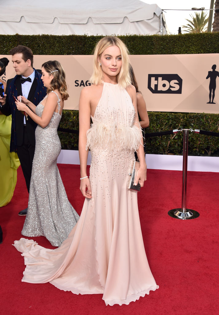 Margot Robbie SAG Awards 2018 2
